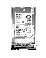 "Part# 400-AJRF Original Dell 600GB 15000 RPM 12Gb/s 2.5"" SAS hot-plug hard drive."