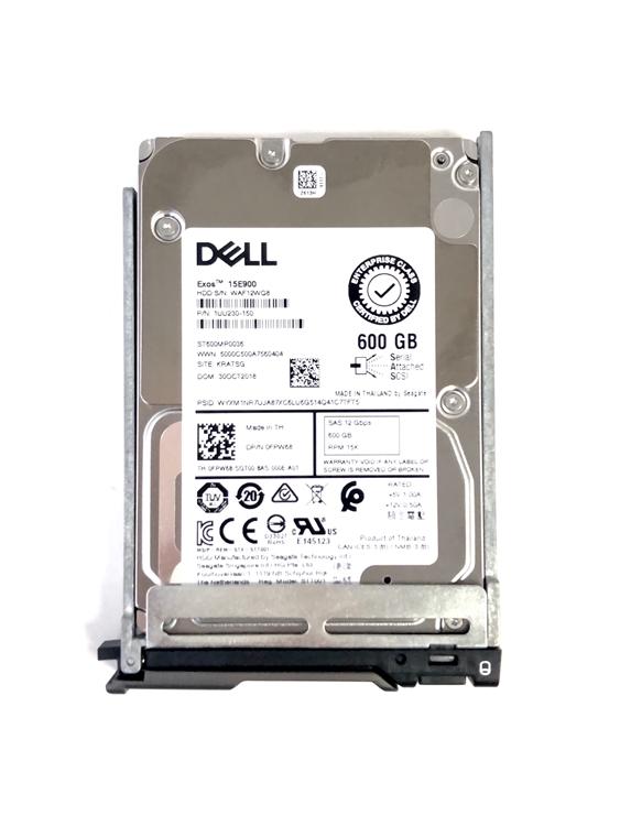 VRTX Dell 600GB 15K SAS 2 5
