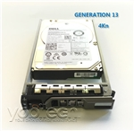 "400-AKJM 600GB 15K RPM 2.5"" SAS 12Gb/s Hard Drive"