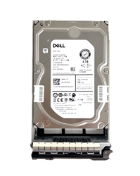 "Part# 400-ANUT SED Dell 4TB (4000GB) 7200 RPM 12Gb/s 3.5"" SAS hot-plug hard drive"