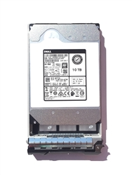 Dell - 10TB 7.2K RPM SAS HD -Mfg # 400-ANWD