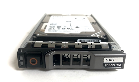 "Part# 400-APGD Original Dell 900GB 15000 RPM 12Gb/s 2.5"" SAS hot-plug hard drive."