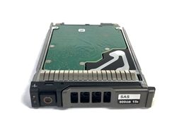 "400-APGE - Dell VRTX 900GB 15000 RPM 2.5in SAS 512e 12Gbps hot-plug hard drive. Comes w/ 2.5"" drive and 2.5"" tray for your VRTX PowerEdge Servers"