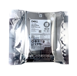 "Part # 400-ATIN - Dell 600GB 15000 RPM 2.5"" SAS 12Gbps, 14G hot-plug hard drive"