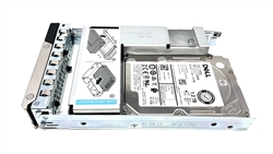 Part# 400-ATJM Original Dell 1.2TB 10K RPM 512e 12Gbps 2.5in SAS hot-plug hard drive in 3.5in Hybrid Tray