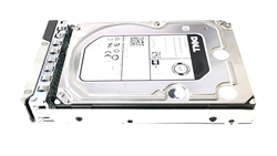 "Certified Dell 10TB 7200 RPM 3.5"" 6Gbps SATA 512e hot-plug hard drive & tray for Gen14 PowerEdge Servers"