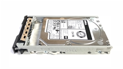 "Dell SED 400-AVBO 2.4TB 10000 RPM 2.5"" SAS 12Gb/s Hard Drive"