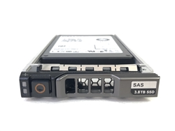 Dell 3.84TB SSD SAS Read Intensive 12Gbps 2.5 inch hot-plug drive 14G PowerEdge