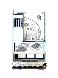 Dell 960GB SSD SATA Read Intensive Hybrid 3.5 inch hot-plug drive for 13th Gen MD PowerVault.
