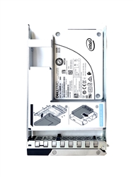 Dell 960GB SSD SATA Read Intensive Hybrid 3.5 inch hot-plug drive for 14th Gen MD PowerEdge.