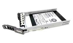 "Dell 1.92TB SSD SATA 6Gbps 2.5 inch hot-plug drive. Comes w/ 2.5"" drive and 2.5"" tray for 13G PowerEdge Servers."