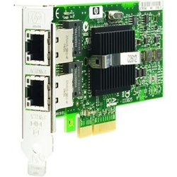 412648-B21 HP NC360T PCI Dual-Port Gigabit Server Adapter. Clean tested pulls w/ 1 year warranty.