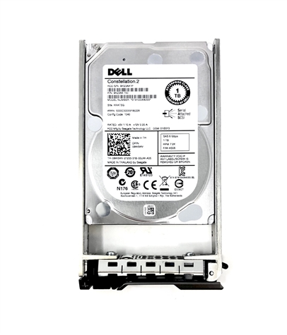 Dell - 1TB 7.2K RPM SAS HD -Mfg# 463-0359