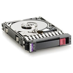 "HP Entry 516814-B21 300GB 15000 RPM SAS 6Gbps 3.5"" LLF Internal Hard Drive with Tray. Technician tested pulls with 1 year warranty.  We carry stock, can ship same day."