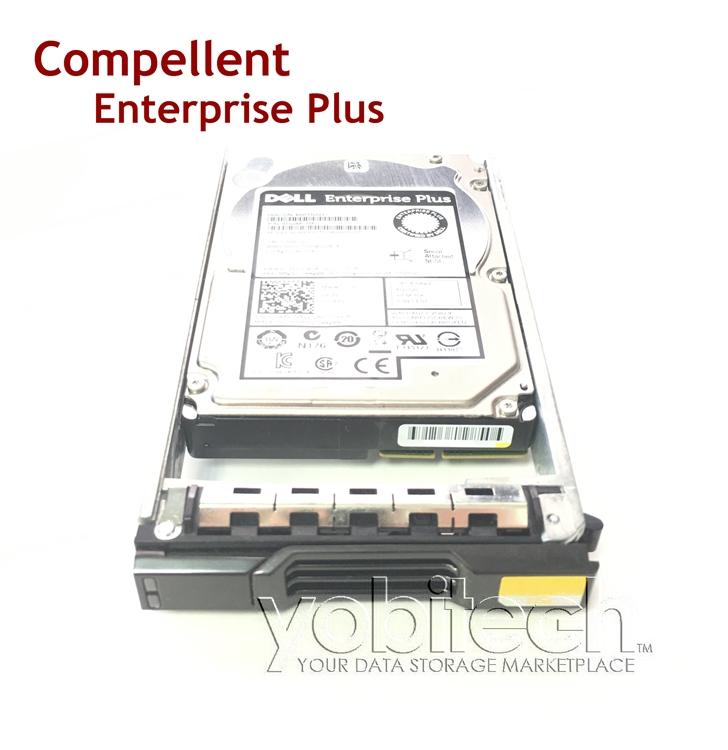 Dell Compellent Enterprise 300GB 15K RPM 2 5in SAS Hard Drive