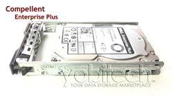 "Dell Compellent 900GB 10K RPM 6Gbps 2.5"" SAS Hard Drive SC220 SCv2020"