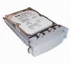 Genuine HP D9422A 36GB 15,000 RPM SCSI Ultra160 / Ultra3 hard drive and tray for Neservers.  Technician tested clean pulls 90 day warranty. We carry stock, same day shipping.