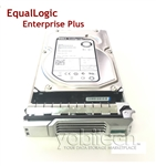 "Dell Equallogic PS4100 600GB 15K RPM 6Gbps 3.5"" SAS Hard Drive for PS6100 PS4100E PS6100E"