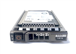 "HGXFR - Dell 1.92TB SSD SAS 6Gbps Read Intensive MLC 2.5"" hot-plug hard drive"