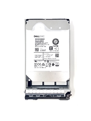 Part# K9CD3 Original Dell 14TB 7200 RPM 12Gbps 3.5in SAS hot-plug hard drive