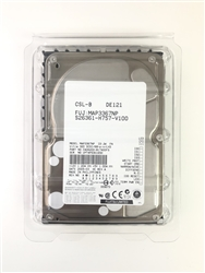 Fujitsu MAP3367NP 36GB 10000RPM Ultra320 68-Pin SCSI hard drive. Like new, technician tested clean pulls with 1 year warranty. We carry stock, ship same day.