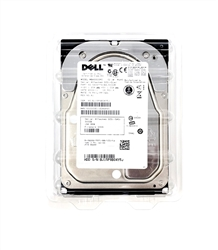 Dell Fujitsu MBA3300RC SAS 3.5 Inch 300GB 15K RPM Hard Drive