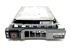 "Part# MD1.2TB10K2.5-GEN13 Original Dell 1.2TB 10000 RPM 2.5"" 12Gb/s SAS hot-plug hard drive."