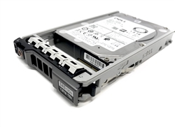 Original Dell 1800GB 10K RPM 2.5 inch SAS hot-plug hard drive. Comes w/ drive and tray for your MD-Series PowerVault Arrays.