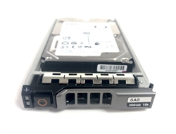 "Part# MD300GB10K2.5-G Original Dell 300GB 10000 RPM 2.5"" SAS 3hot-plug hard drive. (these are 2.5 inch drives) Comes w/ drive and tray for your MD-Series PowerVault Arrays."