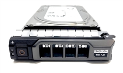 Part MD4TB7.2K3.5-G13 Original Dell 4TB 7200 RPM 3.5 inch SAS hot plug hard drive. (These are 3.5 inch drives) Comes with drive and tray for your MD Series PowerVault Arrays.
