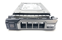 "Part# MD8TB7.2K-SATA13G Original Dell 8TB (8000GB) 7200 RPM 3.5"" SATA 512e 6Gbps hot-plug hard drive"