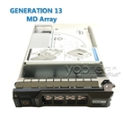 Part# MDSSD400GBSATA-HYB-WR Original Dell 400GB SSD SATA Write Intensive MLC Hybrid Form Factor