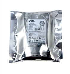PowerVault ME4024 ME424 - Dell 2.4TB 10K SAS 2.5 inch 12Gbps Hard Drive