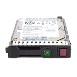 881507-001 HPE 2.4TB SAS 12G Enterprise 10K SFF (2.5in) SC 512e Digitally Signed Firmware HDD Hard Drive