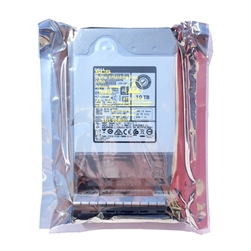 "Part# PE10TB7.2K3.5-T440T640 - Original Dell 10TB 7200 RPM 3.5"" 12Gb/s SAS hot-plug hard drive"