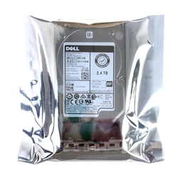 "PE2.4TB10K2.5-T440T640 2.4TB 10000 RPM 2.5"" SAS 12Gb/s Hard Drive for PowerEdge T440 T640 Servers"