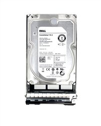"Dell 2TB 7200 RPM 3.5"" SAS hot-plug hard drive"
