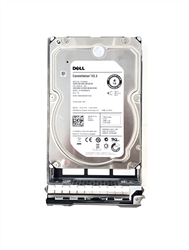 "PE4TB7.2K3.5-38FOriginal Dell 4TB 7200 RPM 3.5"" SAS hot-plug hard drive. (these are 3.5 inch drives) Comes w/ drive and tray for your PE-Series PowerEdge Servers."
