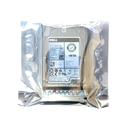 Dell 600GB 10000 RPM 2.5in SAS 512n 12Gbps, 14th Gen hot-plug hard drive.