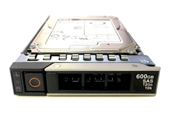 Dell 600GB 10000 RPM 2.5in SAS