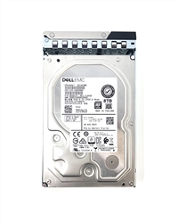 "Certified Dell 8TB 7200 RPM 3.5"" 6Gbps SATA 512e hot-plug hard drive & tray for Gen14 PowerEdge Servers"