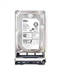 Dell - 8TB 7.2K RPM SAS