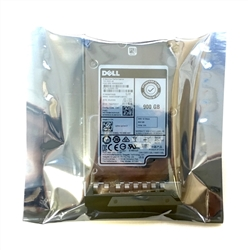 Dell 900GB 15K RPM 2.5in SAS 512e 12Gbps, 14th Gen hot-plug hard drive.