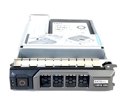 Dell 1.92TB SSD SATA Read Intensive Hybrid 3.5 inch hot-plug drive for 13th Gen MD Arrays.