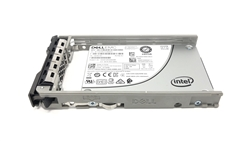 "Dell 240GB SSD SATA MIX MLC 12Gbps 2.5 inch hot-plug drive. Comes w/ 2.5"" drive and 2.5"" tray for 11th & 12th MD Arrays."
