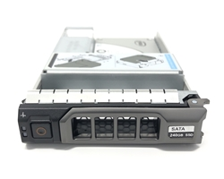 Dell 240GB SSD SATA Mix UseHybrid 3.5 inch hot-plug drive for 12th Gen MD Arrays.