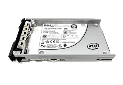 Dell 480GB SSD SATA MIX MLC 12Gbps 2.5 inch hot-plug drive and tray for 11th & 12th MD Arrays