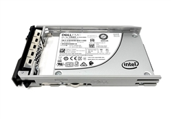 Dell 480GB SSD SATA Read Intensive MLC 12Gbps 2.5 inch hot-plug drive for 13th Gen MD Arrays.