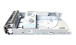 Dell 480GB SSD SATA Mix Use Hybrid 3.5 inch hot-plug drive for 13th Gen MD Arrays.