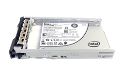"Dell 1.6TB SSD SAS 12Gbps 2.5 inch hot-plug drive. Comes w/ 2.5"" drive and 2.5"" tray for 11G & 12G PowerEdge Servers."
